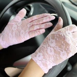 Elegant-Women-Ladies-Short-Lace-Gloves-Wedding-Prom-Costume-Driving-Fancy-Dance