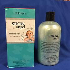 PHILOSOPHY SNOW ANGEL 3 in 1 SHOWER GEL 16 fl.oz - COMES IN BOX