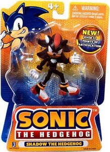 Sonic The Hedgehog Shadow Action Figure Ebay
