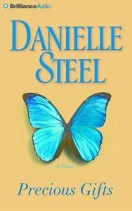 Precious-Gifts-by-Danielle-Steel-2016-CD-Abridged-Audio-Book-Free-Shipping