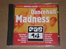 DANCEHALL MADNESS (SPRAGGA BENZ, TONY REBEL, YAMI BOLO) - CD