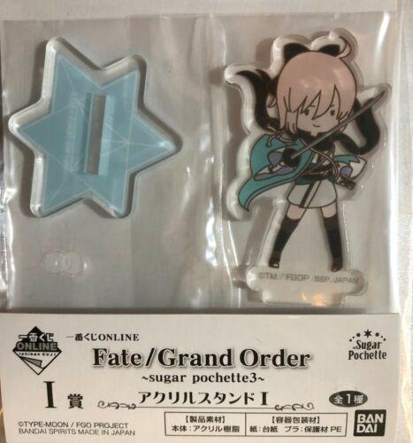 Fate Grand Order Ichiban Kuji Sugar Pochette Acrylic Stand Okita