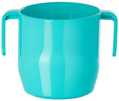 Bickiepegs Doidy Cup - TÜrkis Baby-kind-baby-trink Ausbildung Neu
