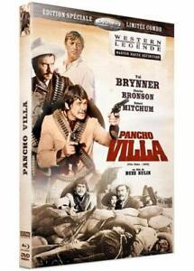 PANCHO-VILLA-WESTERN-LEGENDE-COMBO-BLU-RAY-DVD-NEUF-SOUS-CELLOPHANE