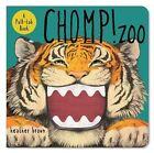 Chomp Zoo 9781449423124 by Heather Brown Board Book
