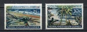 37212) Nederlands New Guinea 1962 MNH Pago 2v