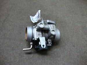 01 2001 Bmw F650 F 650 Gs F650gs Dakar Throttle Body Ww63 Ebay