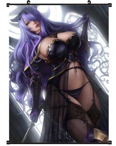Hot-Japan-Game-Fire-Emblem-Camilla-Home-Decor-Poster-Wall-Scroll-8-034-x12-034-P230