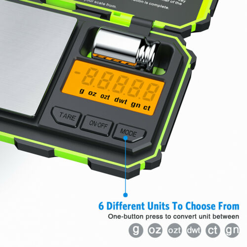 Pocket 0.01g-200gram LCD Digital Balance Kitchen Jewelry Scale Food KA25G Weight