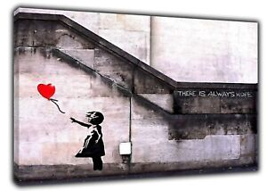BANKSY QUEENS GUARD 2 PICTURE PRINT ON WOOD FRAMED CANVAS WALL ART DECOR