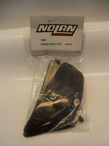 NOS NOLAN N80 SMOKE VISOR PIVOT KIT