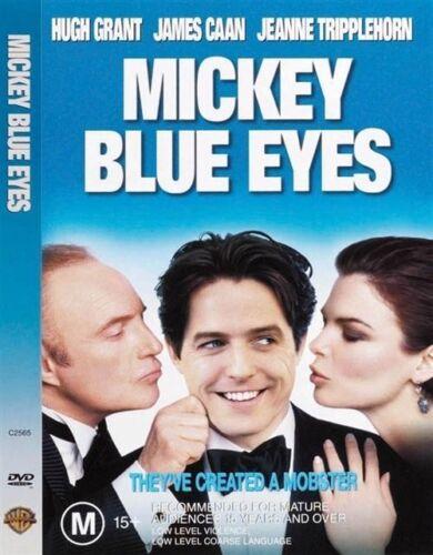 1 of 1 - Mickey Blue Eyes (1999) Hugh Grant - NEW DVD - Region 4