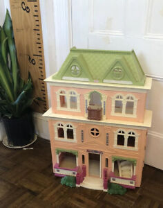Fisher Price Grand Mansion Loving Family Dollhouse With ...