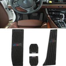 SET MANUAL ALUMINUM Pedals For BMW M Tech E30 E36 E46 E87 E90  E91 E92 E93 M3