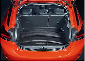 CAR BOOT COVER LINER SUITABLE FOR 3,5 DOOR VAUXHALL OPEL CORSA YEAR 1993 ONWARDS