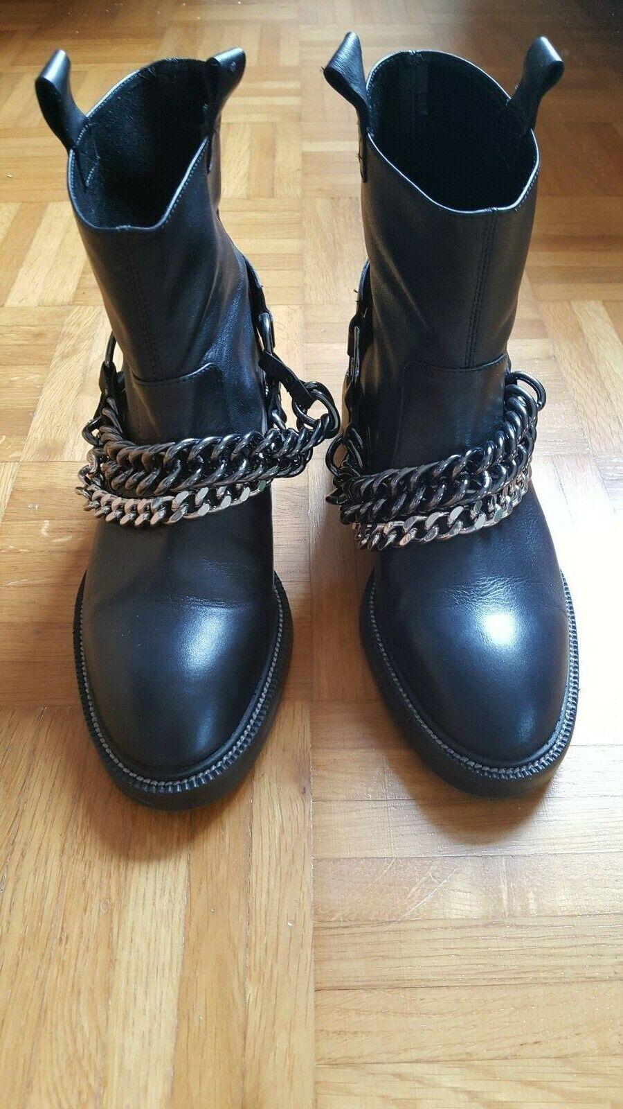 Verkauf mit hohem Rabatt Zara Stiefelletten schwarz Gr.37