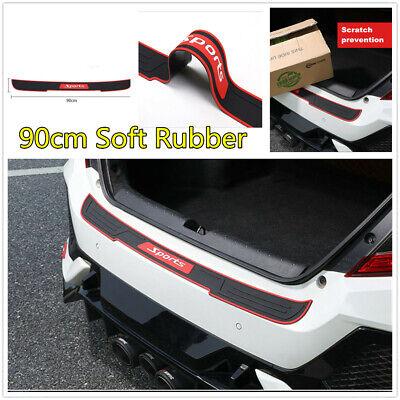 Rear Bumper guard//Scratch Protector fit for Mazda 3 BM Hatchback 2013