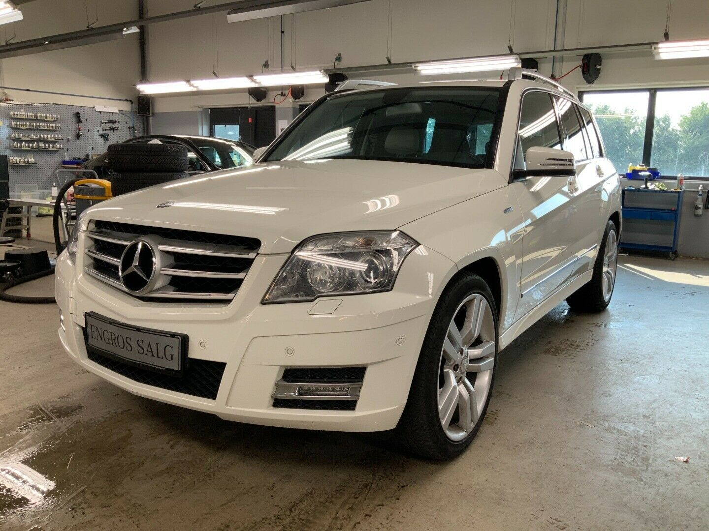 Mercedes-Benz GLK250 2,2 CDi aut. 4-M BE