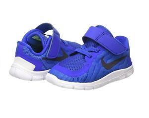 5f1554f401 Nike Free 5.0 Toddler Shoe Game Royal/Neo Turquoise/Light Retro ...