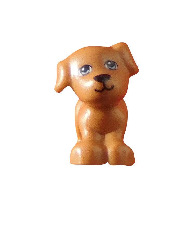 1x LEGO® Hund stehend Welpe Friends 93088 NEU Beige