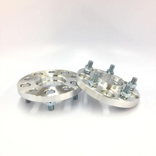 4X 15mm 5x114.3 to 5x100 Hubcentric Wheel Adapters ¦ 12X1.25 ¦ 56.1 CB ¦ STI