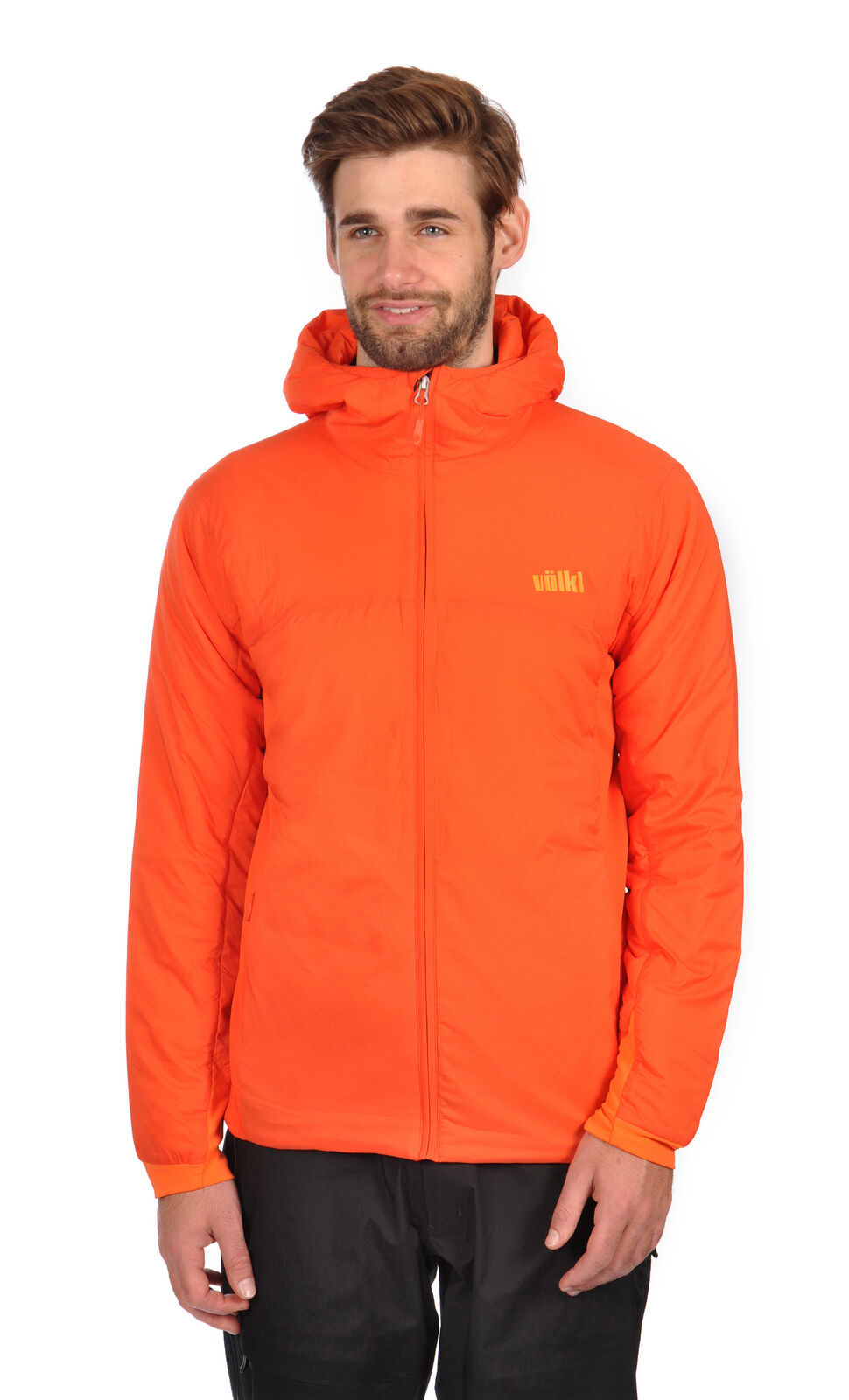 Neue VÖLKL Herren Jacke PRO INSULATOR Jacket Tangerine 50 M