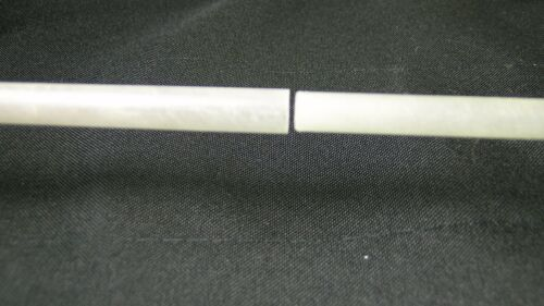 OLDE FLY SHOP FIBERGLASS FLY ROD BLANK 7FT 2WT 2PC TRANSLUCENT  WITH CLOTH BAG