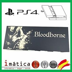 CARCASA-DISCO-DURO-HDD-PASTA-CUBIERTA-CHASIS-PS4-TAPA-BLOODBORNE-COVER-CUBIERTA