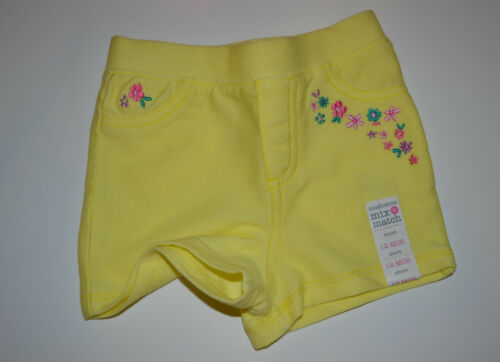 Toughskins Infant Toddler  GIRLS Shorts  Various Sizes /& Colors  NWT Mix /& Match