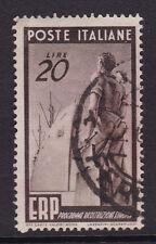 ITALY^^^^^1949  better  sc# 517  KEY value   USED  $$@ f6601it