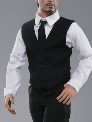 In-Stock 1//6 Scale Toys Centre CEN-M05 Striped Western Suit For Phicen M34 Body