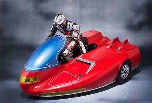 S.h.figurines Espace Shérif Gavan & Saibarian Set Figurine Articulée Bandai Neuf