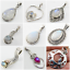 925-SOLID-STERLING-SILVER-RAINBOW-MOONSTONE-JEWELRY-PENDANT-FOR-NATURAL-BEAUTY thumbnail 6