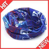 #MS189 Multi Function Scarf : Headwear UV COOLMAX Bandana Tube Mask NEW