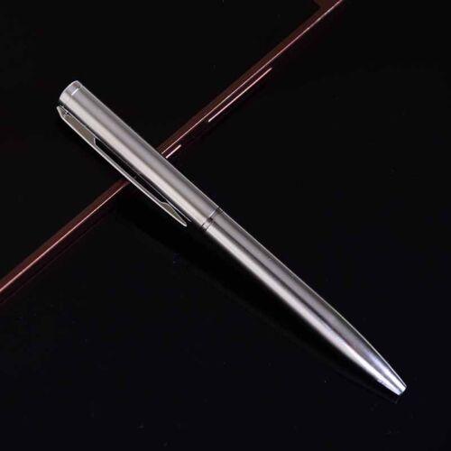 1pcs//lot mini metal ballpoint pen rotating pocket-size pen ball point pen YL