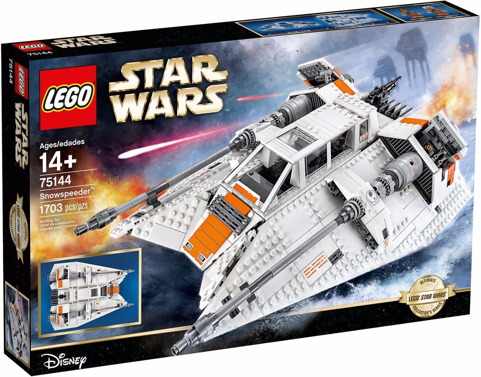 LEGO STAR WARS UCS SAMMLER 75144 SNOWSPEEDER NEU