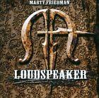 Loudspeaker by Marty Friedman (CD, 2012, Prosthetic)