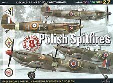 Kagero Mini Topcolors 27: Polish Spitfires