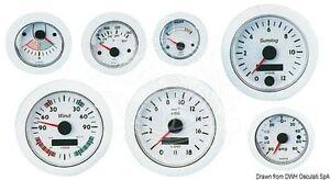 VDO Marine Oil Manometer 0-5 Bar 24 V