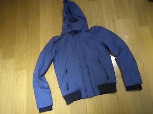 Blouson Bleu JULES Taille M Manteau