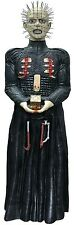 """Life Size Standing Pin Head Prop w/ Torture Tools Halloween Yard Decoration 72""""H"""