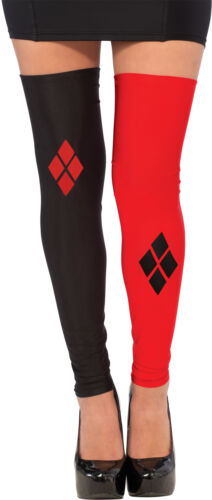 Harley Quinn Adult Womens Thigh Costume Accessory Suicide Squad DC Comics