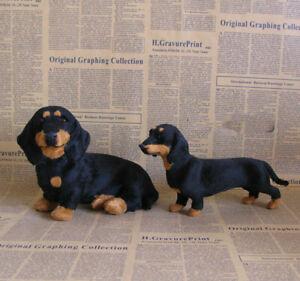 Simulazione-realistica-giocattolo-per-cane-BASSOTTO-PELUCHE-Giocattolo-Bambola-Peluche-Bambini