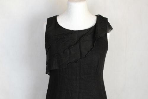 très taille état Paris bon Femme 38 Linen Elegance Dress IYZpgx