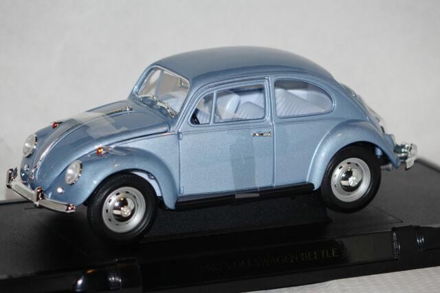 vw volkswagen k fer beetle 1967 blau blue metallic 1 18. Black Bedroom Furniture Sets. Home Design Ideas