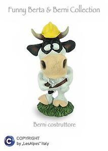 Toro-Berni-Les-Alpes-Funny-World-Collect-costruttore-Resin-014-81510-Bull