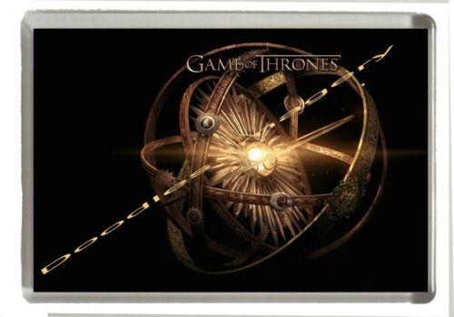 Game of Thrones Jumbo Size 90mm x 60mm Fridge Magnet