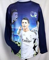 Christiano Ronaldo CR7 Kinder Baby Jungen Langarmshirt Gr.92  /G93/