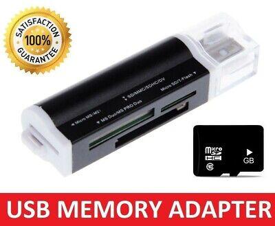 SD Memory Card Reader Micro MMC TF Adapter