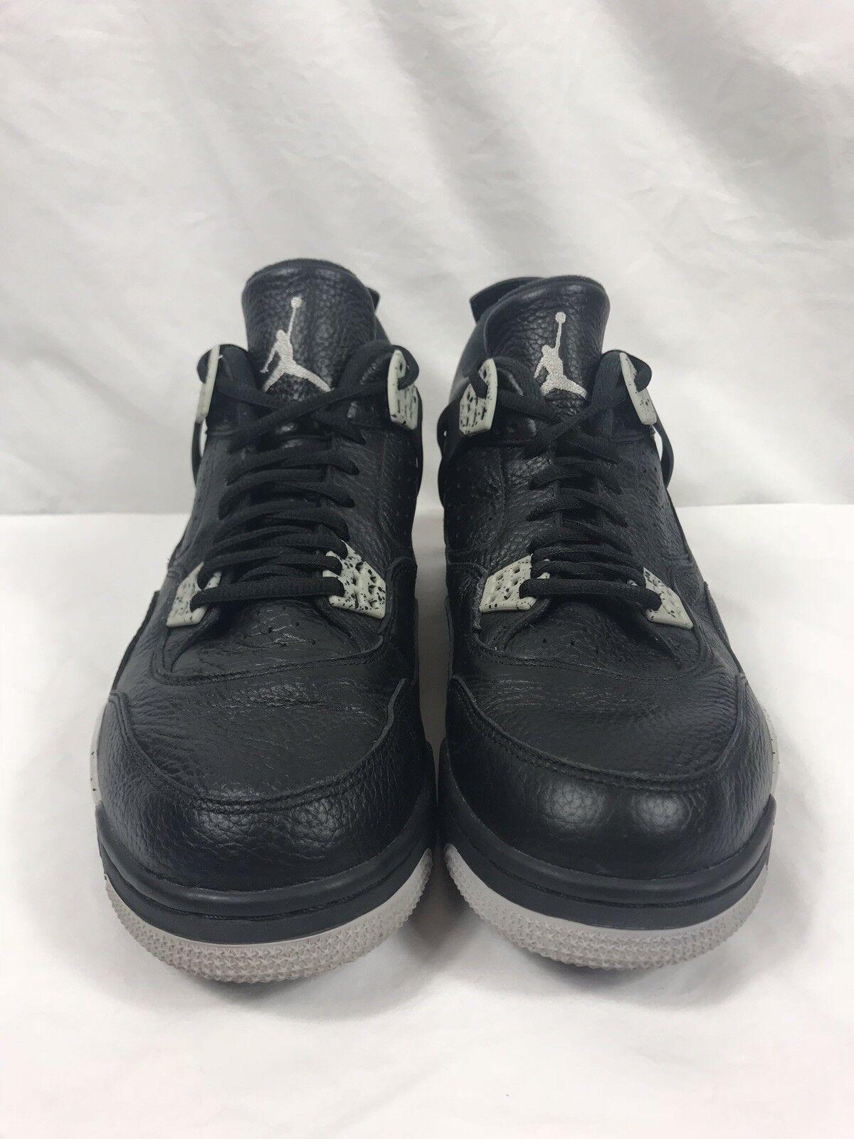 a760cabce9 Nike Men's Air Jordan Retro Oreo Size 11 Black Tech-Grey-White 2015 4  nxewnq7298-Athletic Shoes